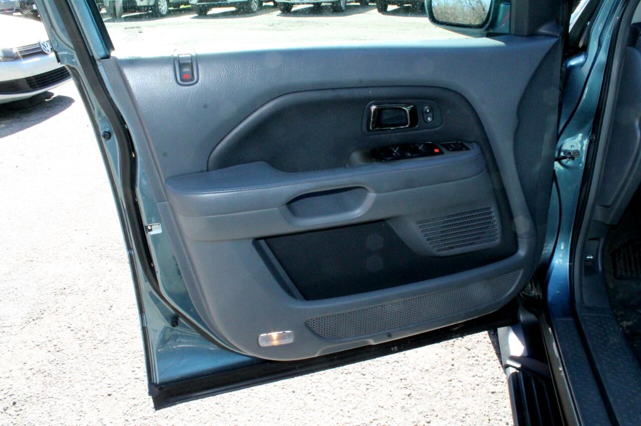 2007 Honda Pilot EX-L 4WD AT