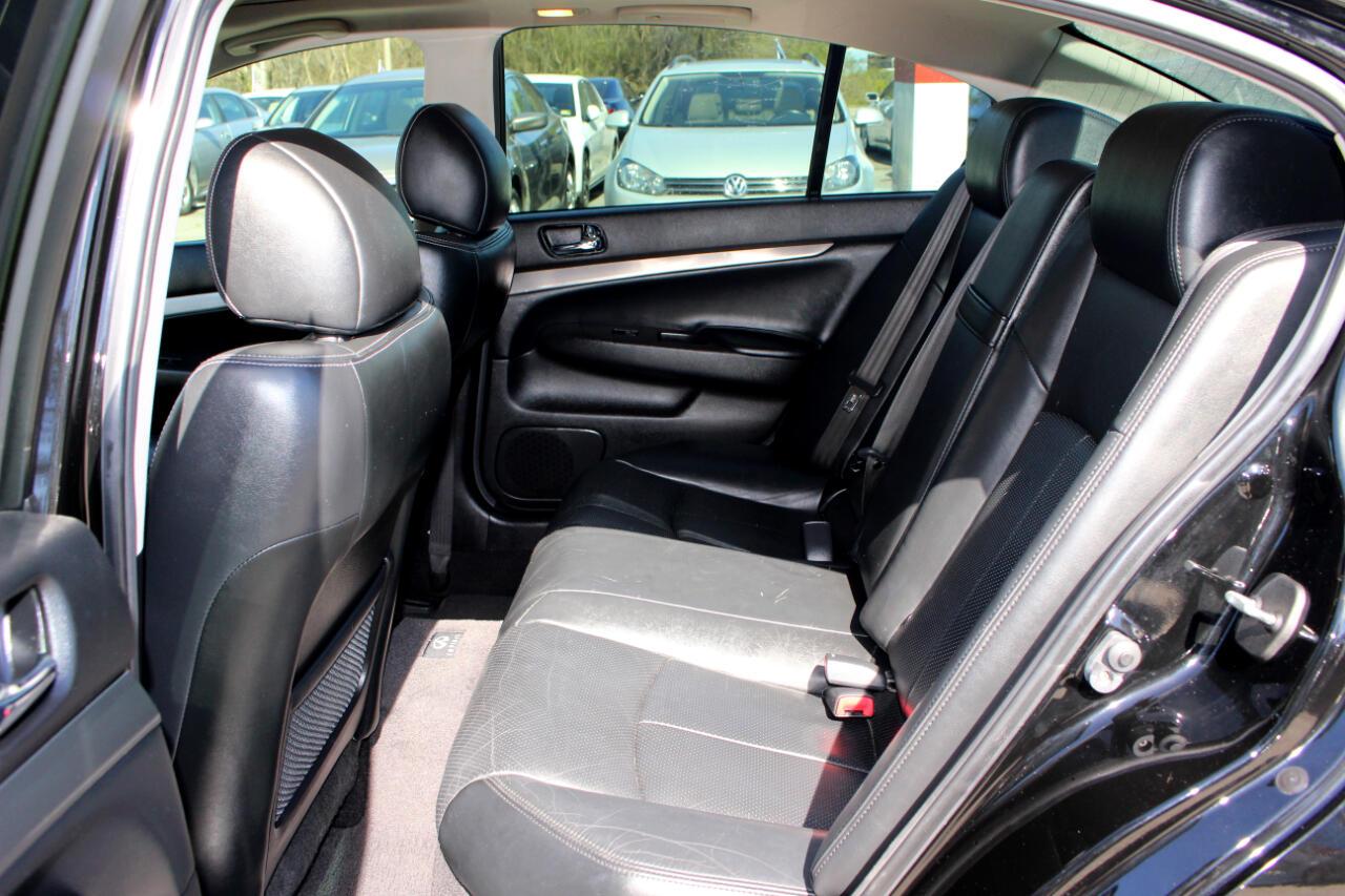 2012 Infiniti G Sedan 37 Journey