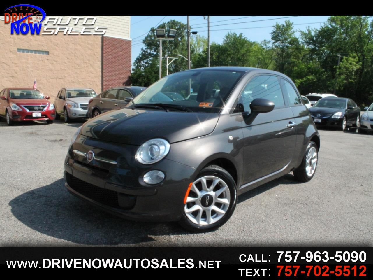 Fiat 500 Easy Hatchback 2016