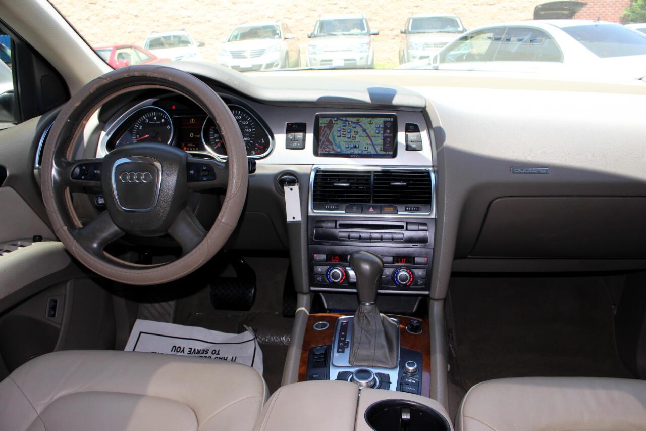 2008 Audi Q7 3.6 quattro Premium