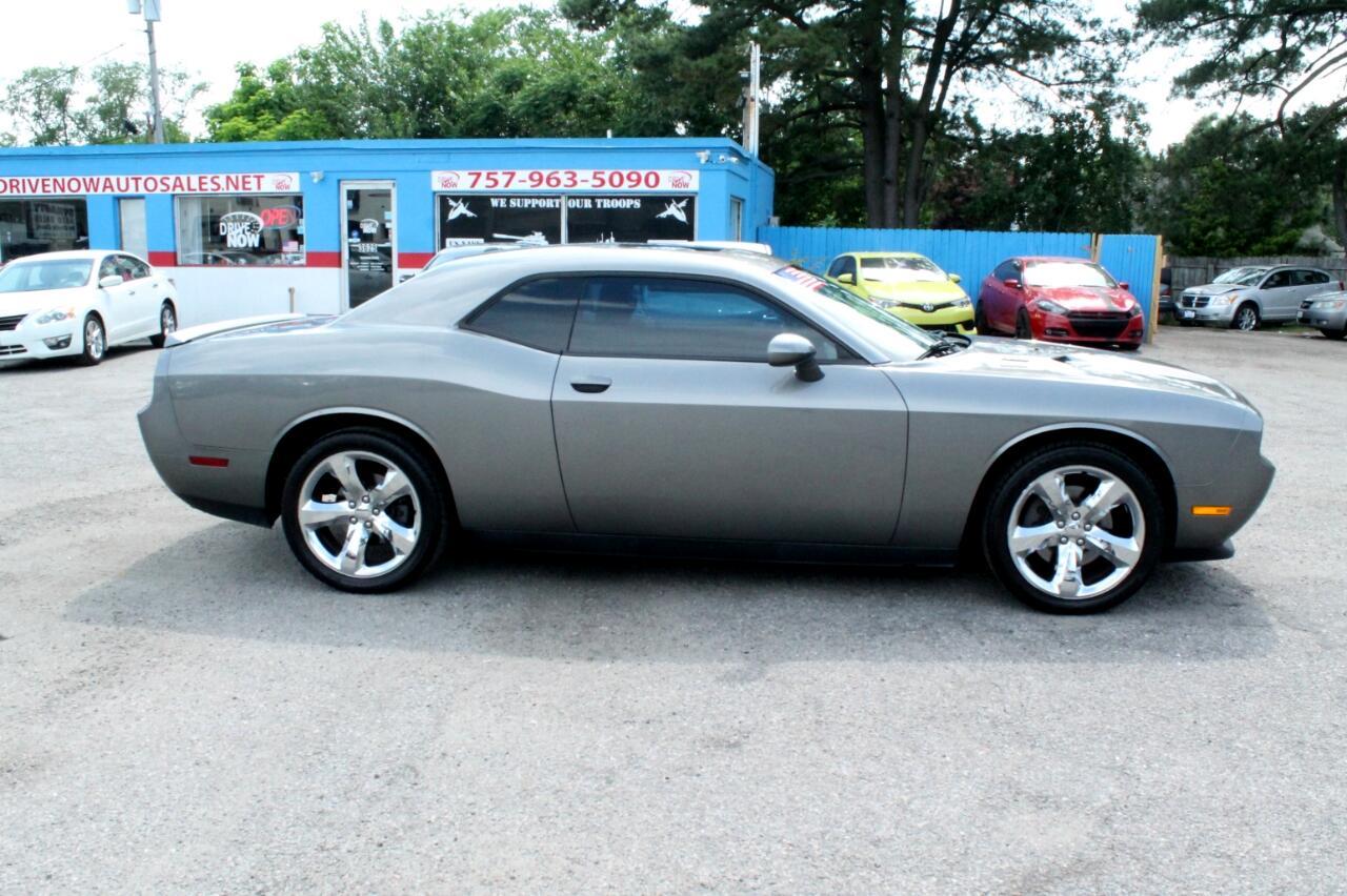 2011 Dodge Challenger R/T