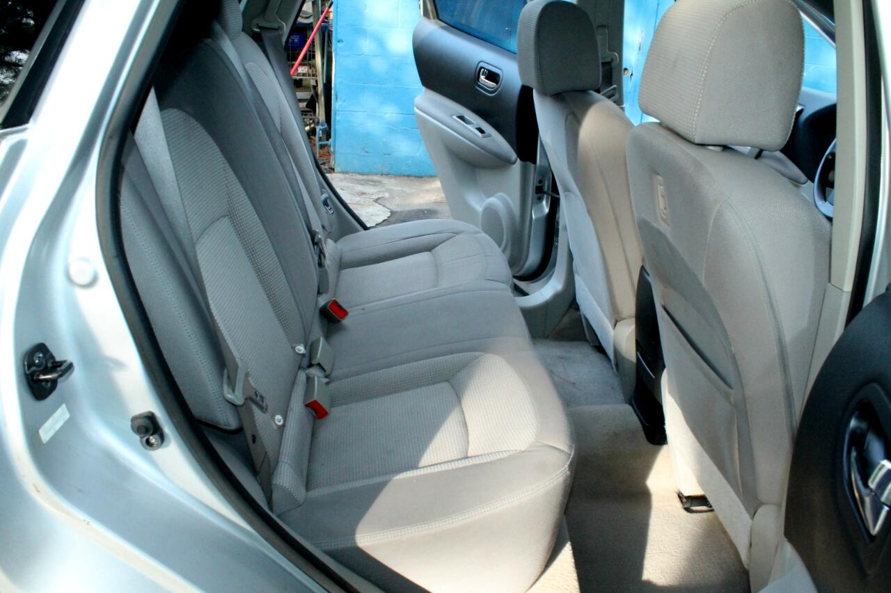 2008 Nissan Rogue S AWD