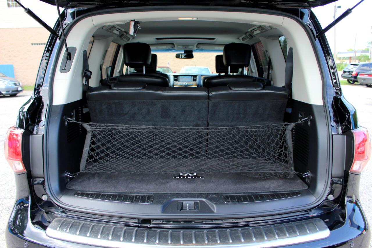 2014 Infiniti QX80 4WD