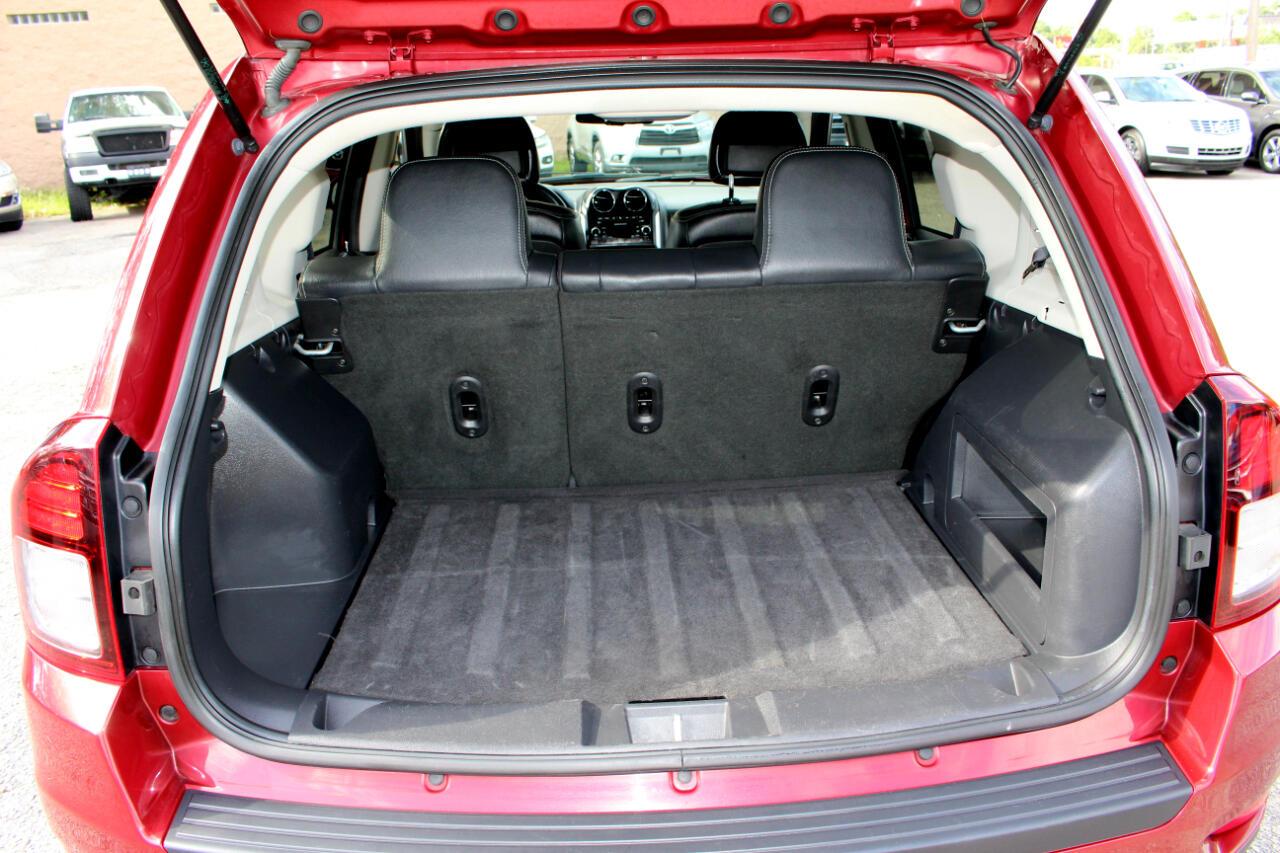 2016 Jeep Compass Latitude 4WD