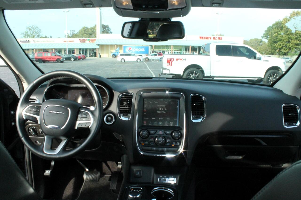 2015 Dodge Durango Limited AWD