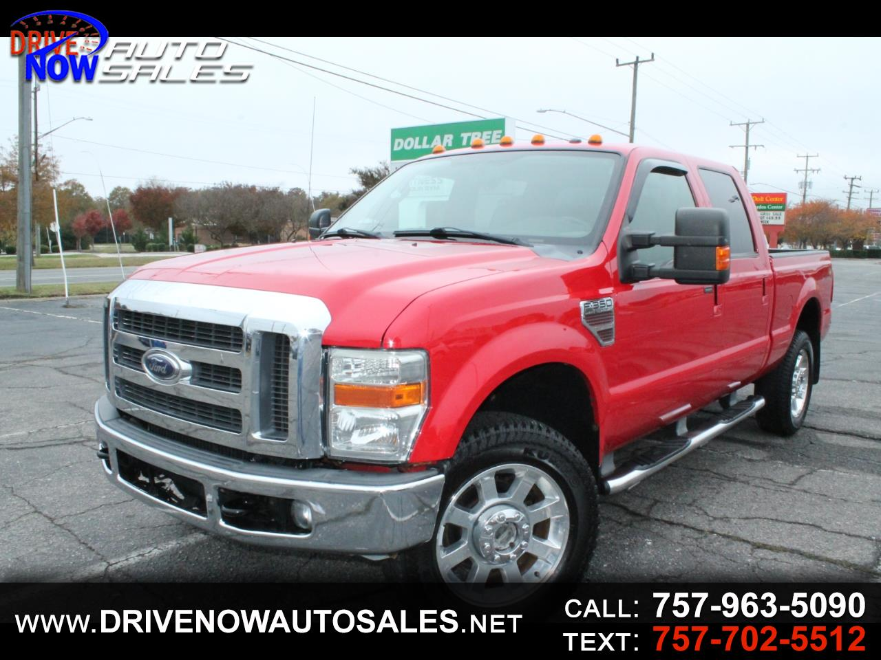 Ford F-350 SD Cabela Crew Cab Long Bed 4WD 2010