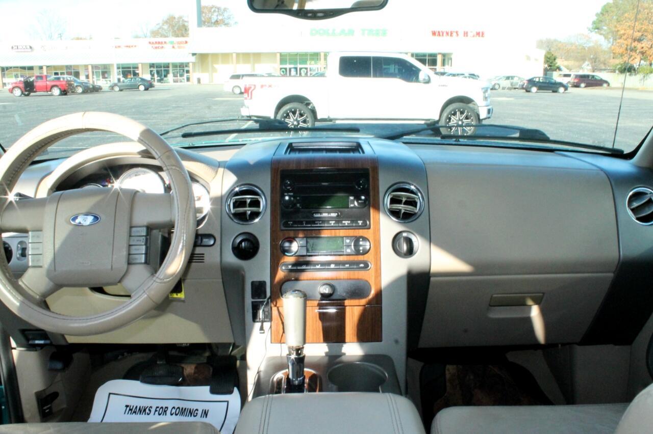 2004 Ford F-150 Lariat SuperCrew 2WD