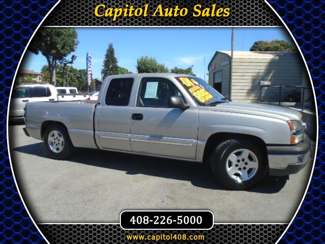 2004 Chevrolet Silverado 1500 LT Ext. Cab Short Bed 2WD