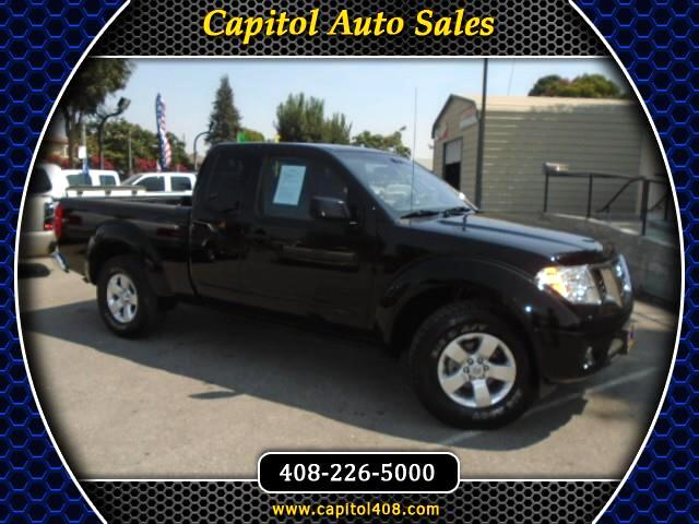 Used 2012 Nissan Frontier For Sale In San Jose, CA 95111 Capitol Auto Sales