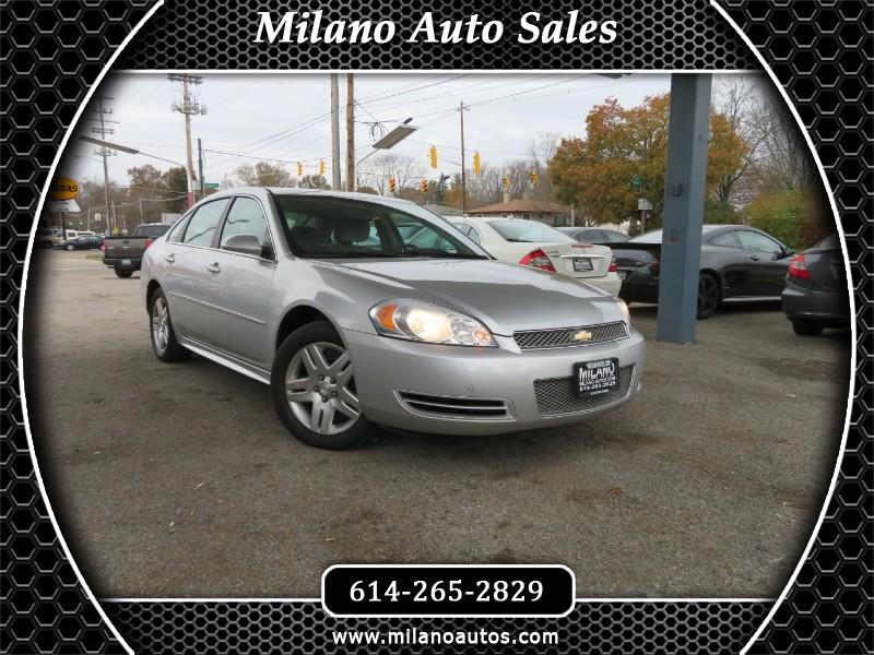 Chevrolet Impala LT (Fleet) 2012