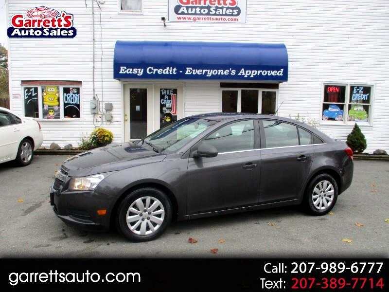 2011 Chevrolet Cruze 2LS
