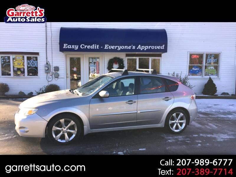 2008 Subaru Outback Sport