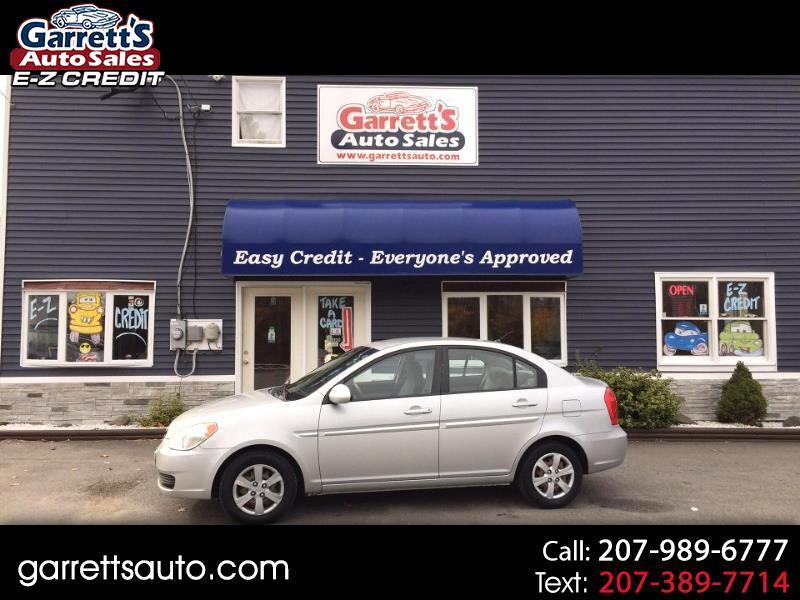 Hyundai Accent GLS 4-Door 2009