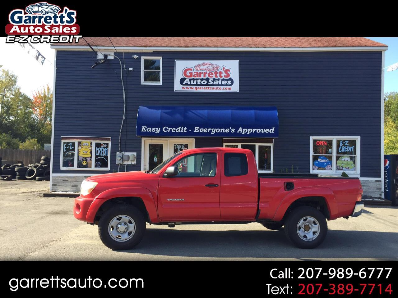 "Toyota Tacoma Access 128"" Manual 4WD (Natl) 2006"