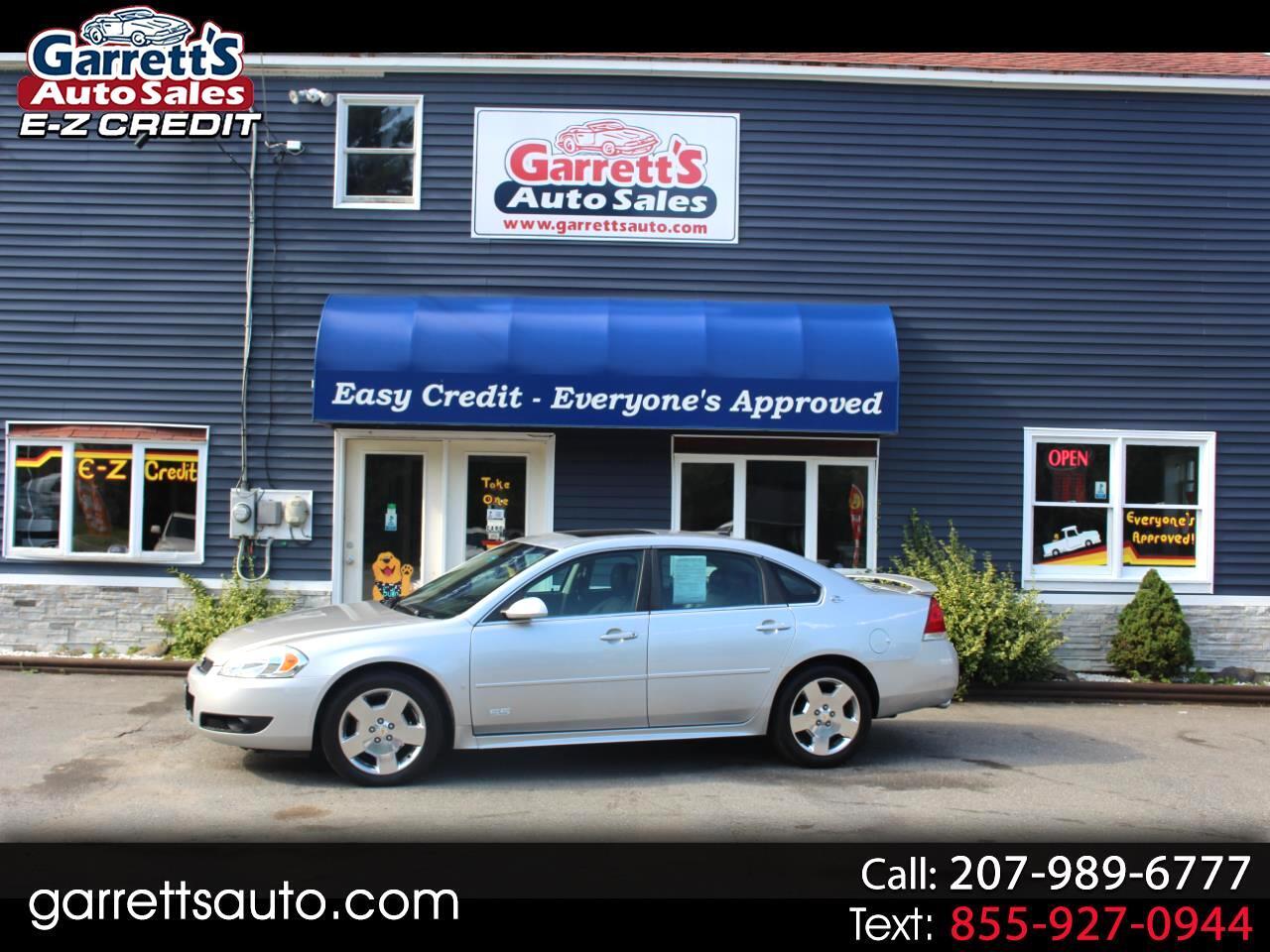 Chevrolet Impala 4dr Sdn SS *Ltd Avail* 2009