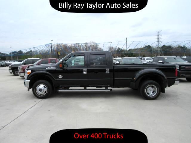 2016 Ford F-350 SD Lariat Crew Cab Long Bed DRW 4WD