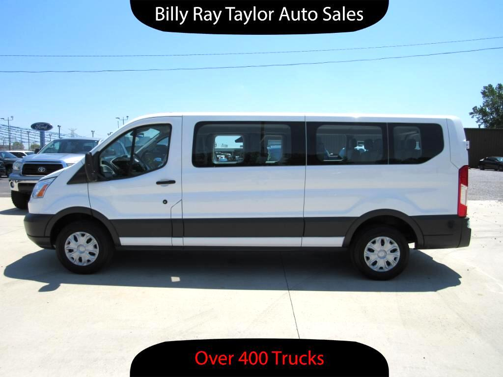 "2017 Ford Transit Wagon T-350 148"" Low Roof XLT Swing-Out RH Dr"