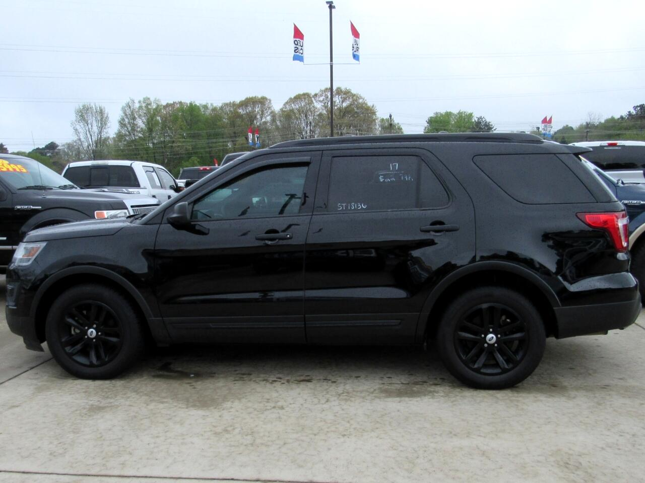 2017 Ford Explorer 2WD