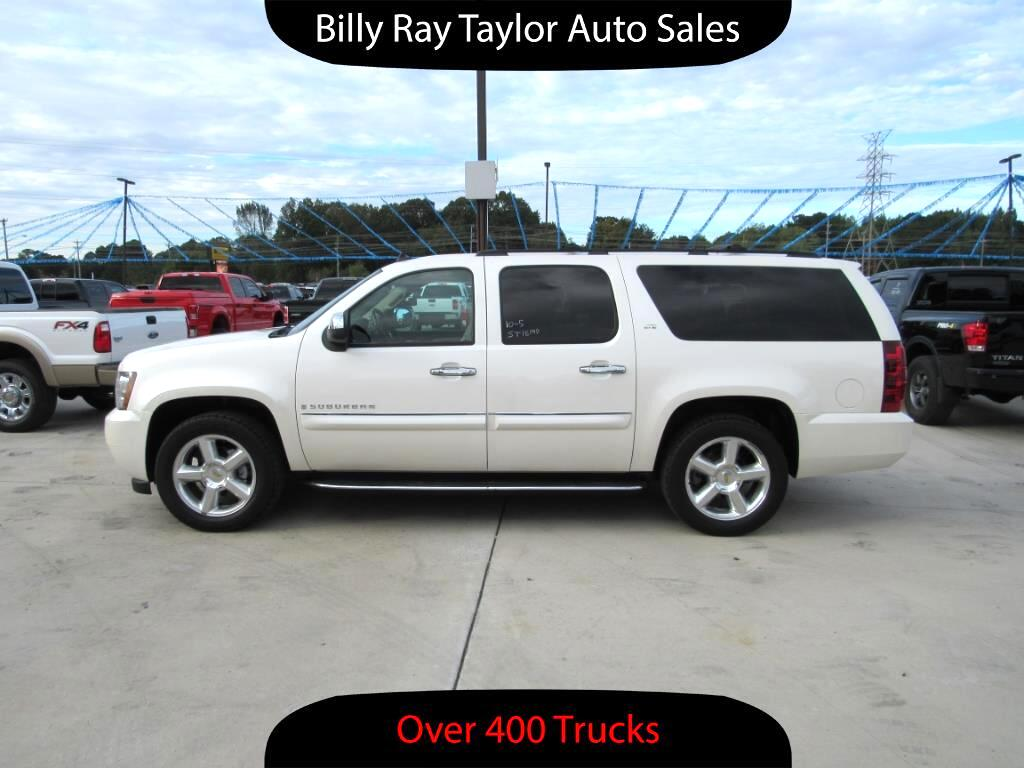 used 2008 chevrolet suburban ltz for sale in cullman al 35058 billy ray taylor auto sales. Black Bedroom Furniture Sets. Home Design Ideas
