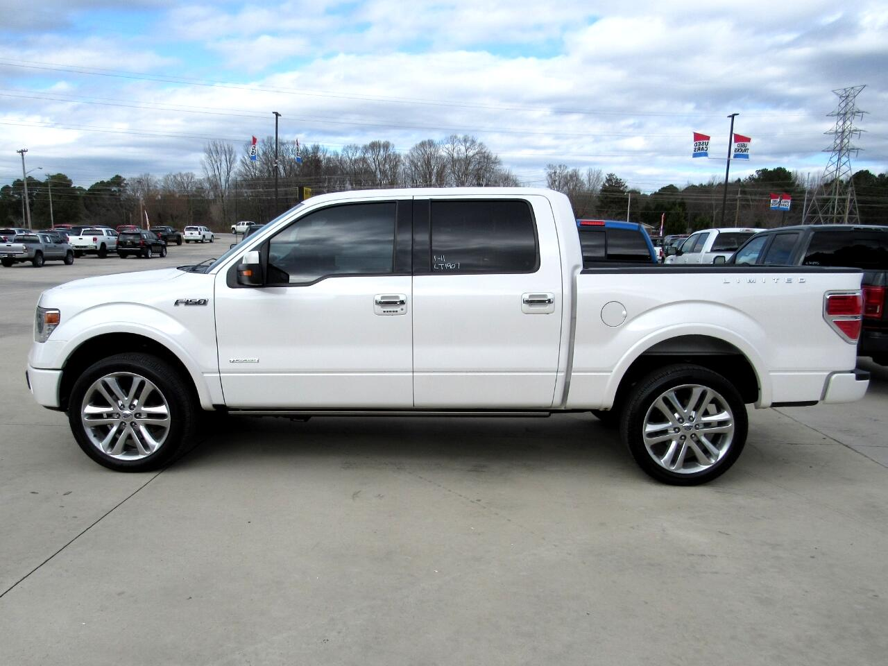 2013 Ford F-150 Larriat Limited SuperCrew 4WD