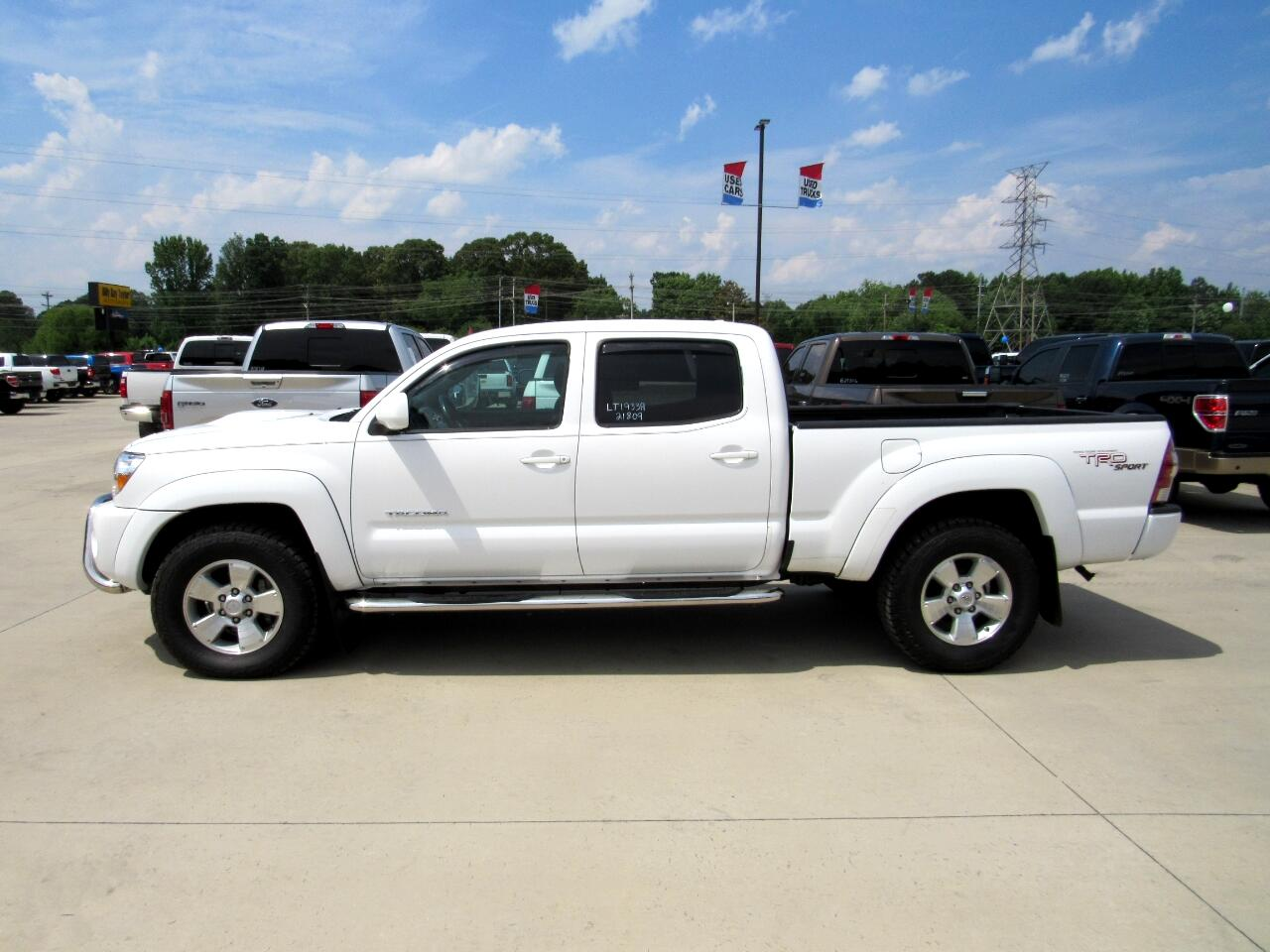 2009 Toyota Tacoma PreRunner Double Cab 2WD