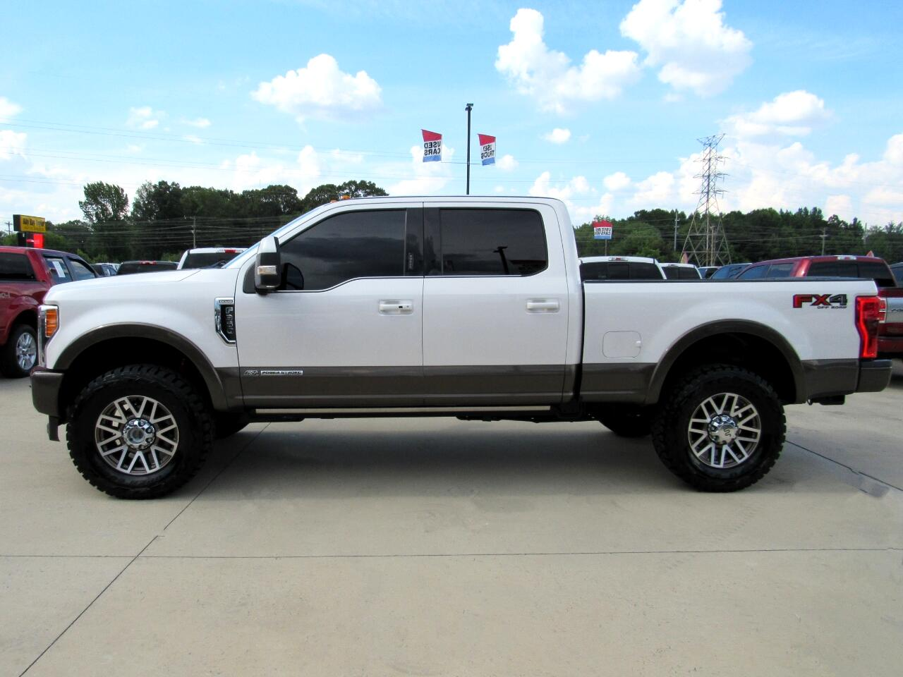 2017 Ford F-350 SD King Ranch Crew Cab 4WD DRW