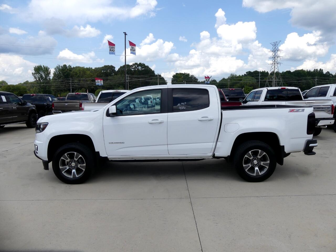 Chevrolet Colorado Z71 Crew Cab 4WD 2016