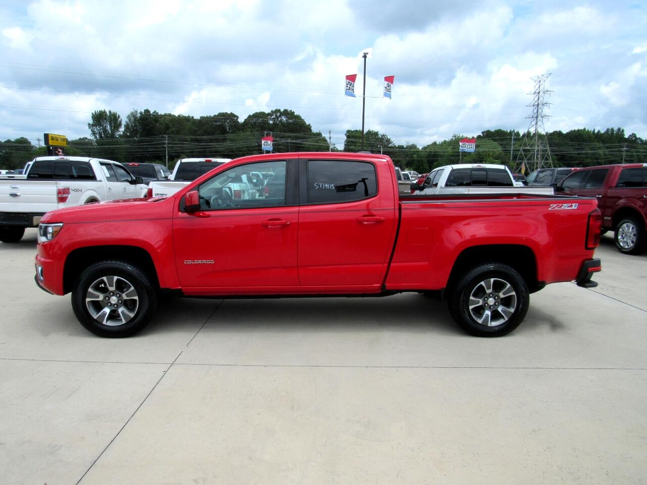 2015 Chevrolet Colorado Z71 Crew Cab 4WD