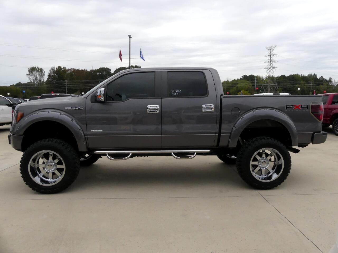 Ford F-150 FX4 SuperCrew 2011