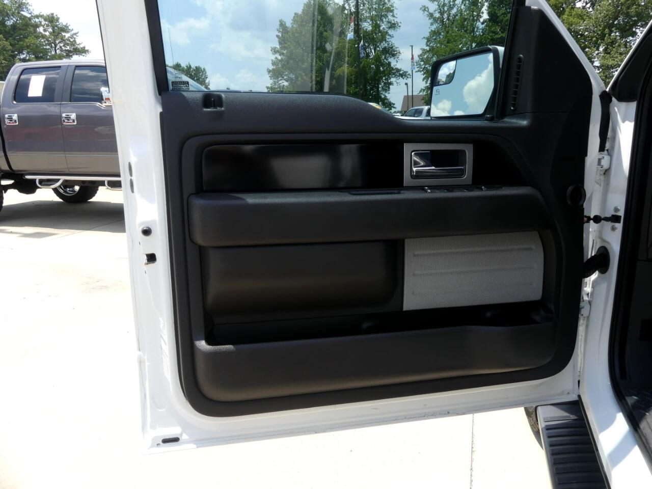 2012 Ford F-150 FX4 SuperCrew