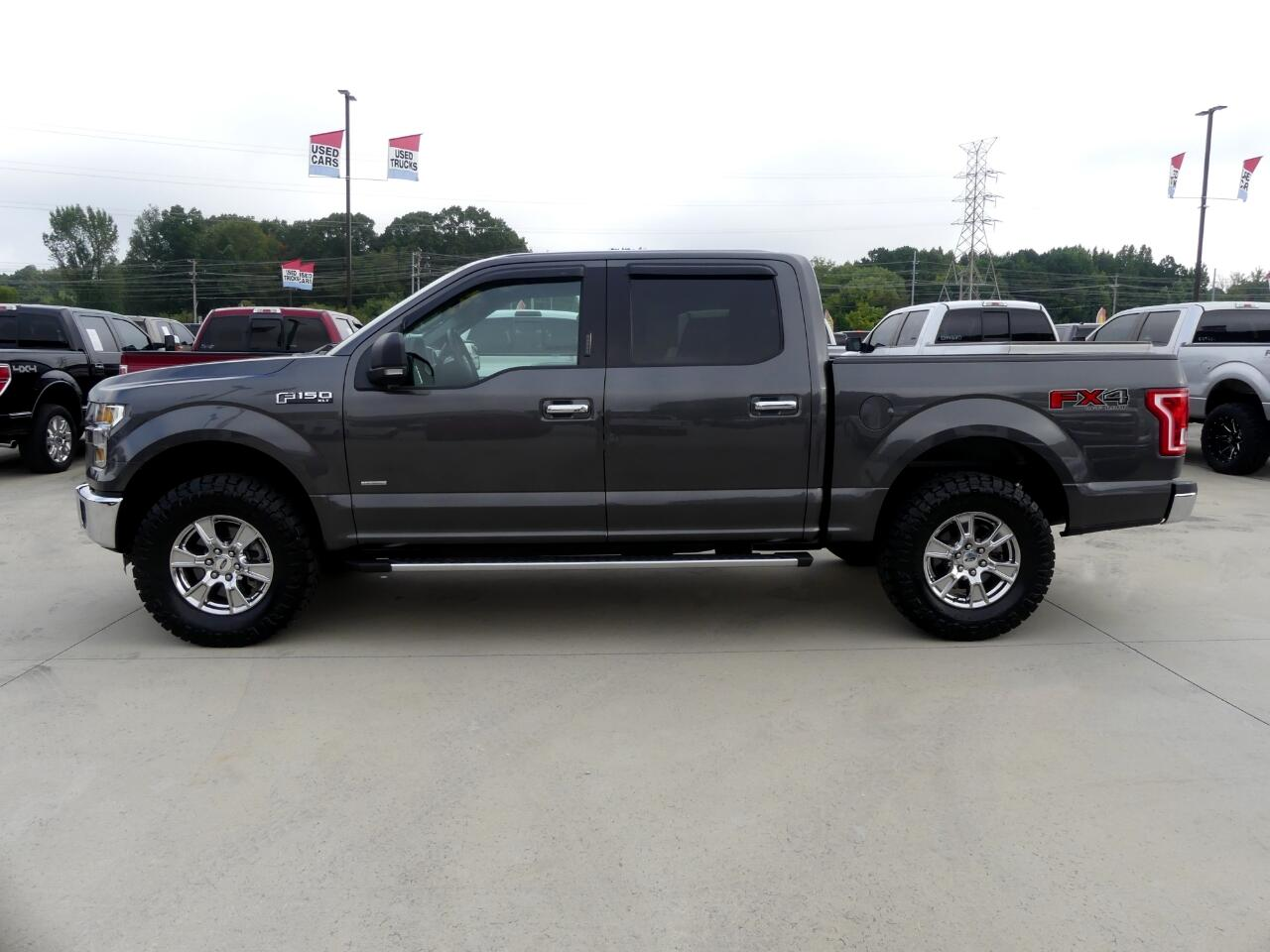 Ford F-150 XLT SuperCrew 4WD 2016
