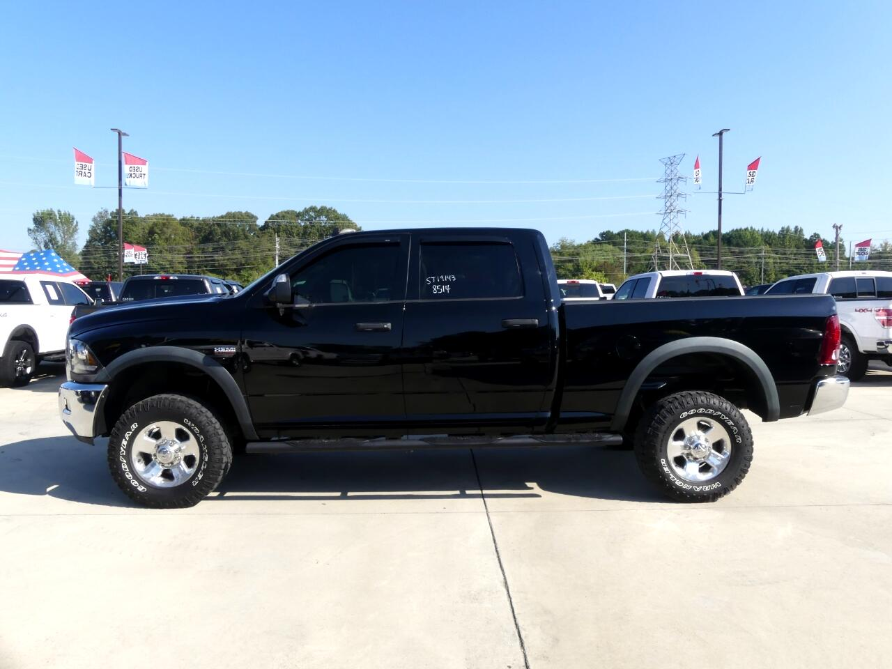 2014 RAM 2500 Power Wagon Crew Cab 4WD