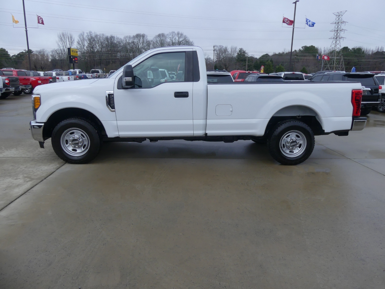 Ford F-250 SD XL Reg. Cab 2WD 2017