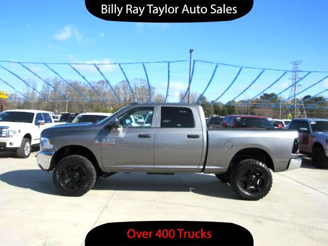 used 2013 ram 2500 tradesman crew cab swb 4wd for sale in cullman al 35058 billy ray taylor auto. Black Bedroom Furniture Sets. Home Design Ideas