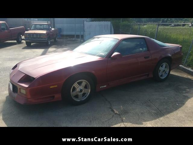 1992 Chevrolet Camaro RS Coupe