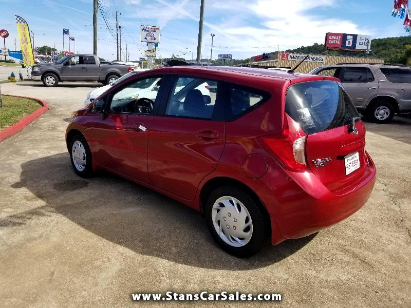2014 Nissan Versa Note SV Plus