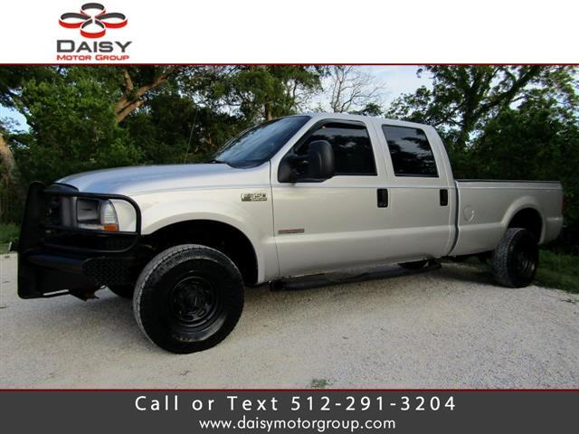 2004 Ford F-350 SD SRW SUPER DUTY