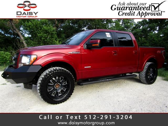 2013 Ford F-150 SuperCrew 2WD
