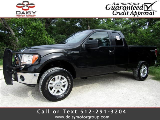 2012 Ford F-150 SUPER CAB