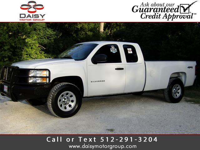 2013 Chevrolet Silverado 1500 Ext. Cab Long Bed 4WD