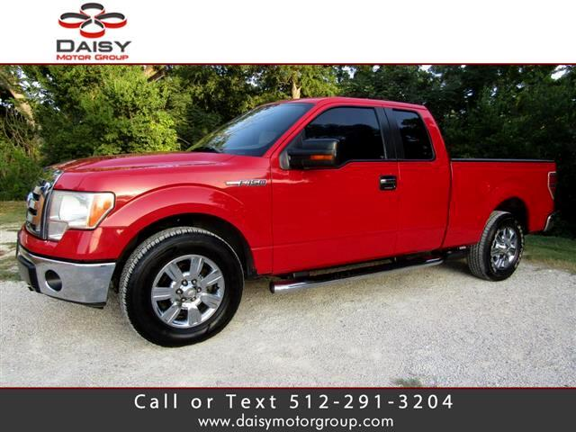2009 Ford F-150 XLT SuperCab 6.5-ft. 2WD