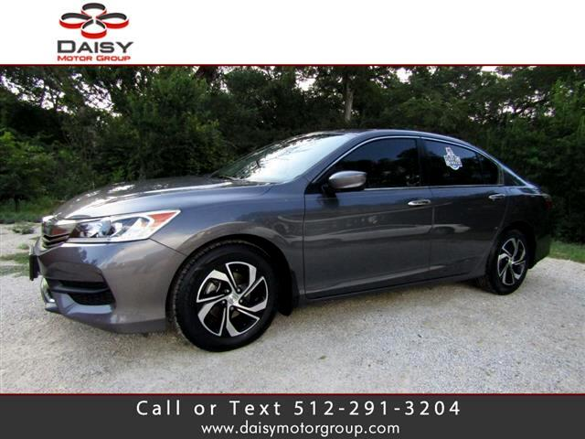 2016 Honda Accord LX