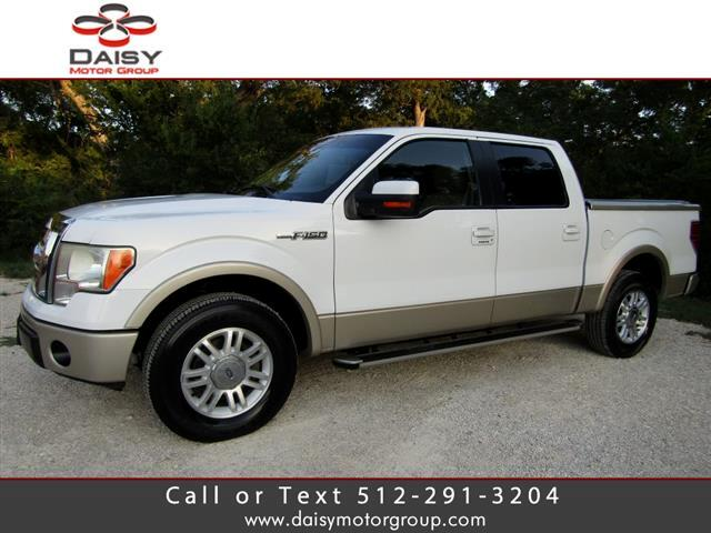 2009 Ford F-150 Lariat SuperCrew 2WD