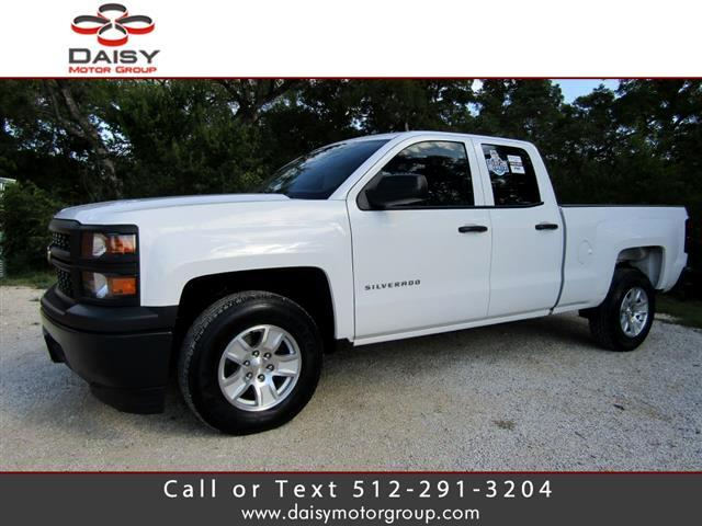 2015 Chevrolet Silverado 1500 Ext. Cab Short Bed 2WD