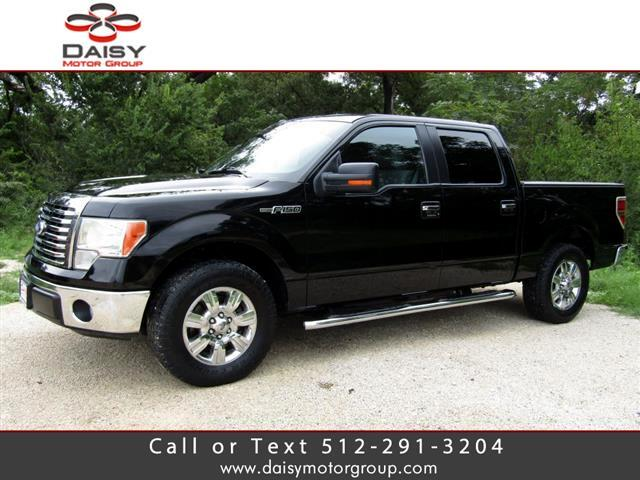 2011 Ford F-150 XLT SuperCrew 2WD
