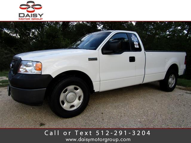2007 Ford F-150 Reg. Cab Long Bed 2WD
