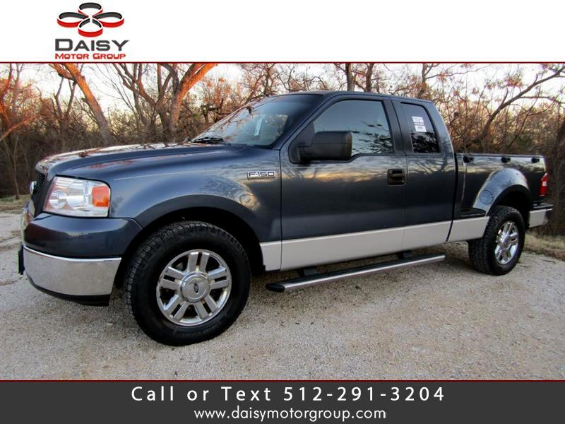 2006 Ford F-150 2WD Supercab Flareside 145