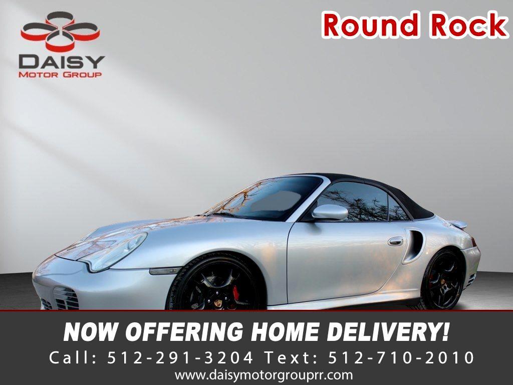 Porsche 911 Turbo Cabriolet 2004