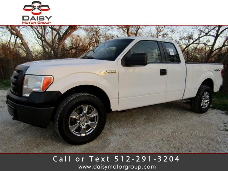 2010 Ford F-150 SuperCab 4WD