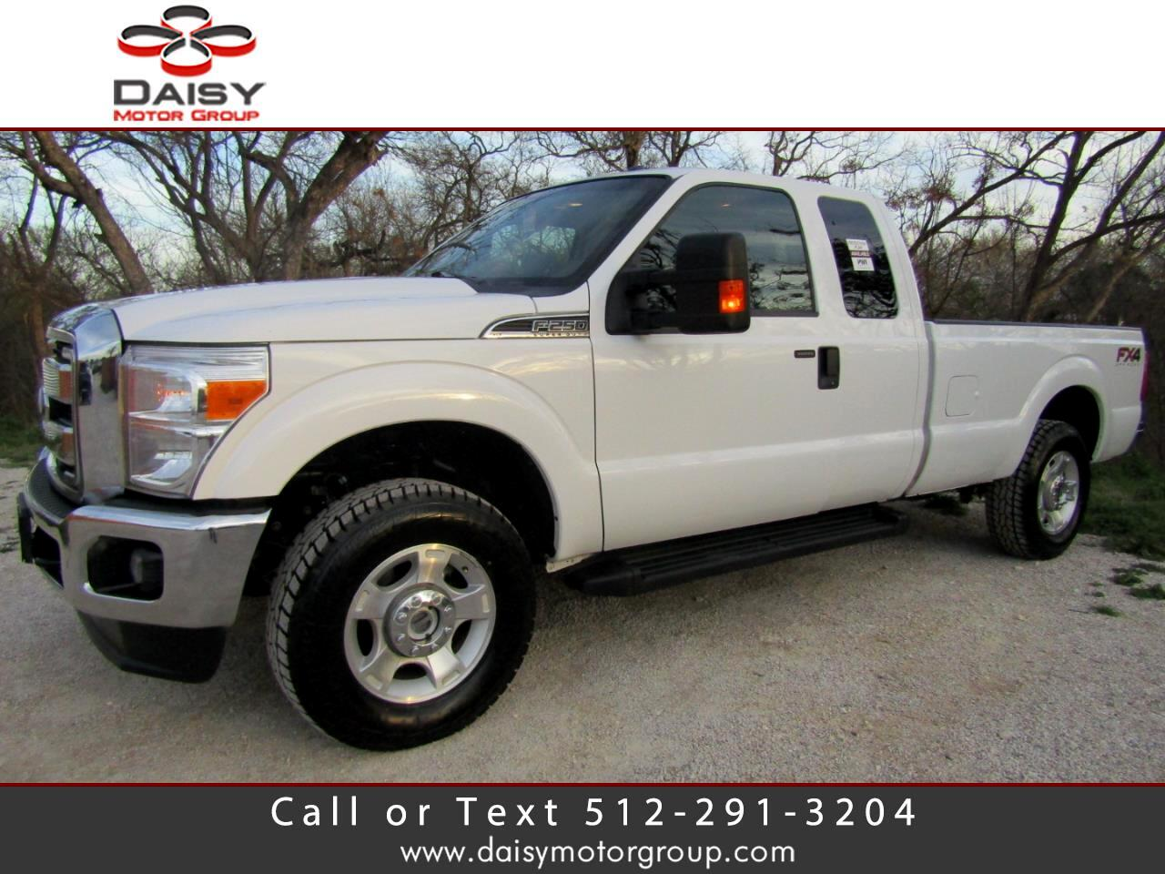2016 Ford F-250 XLT SuperCab 4WD